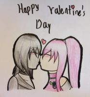 Happy Valentine's Day from TangoShipping by AdorableEvil29