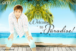 Welcome to Paradise by ChosenOneFaith