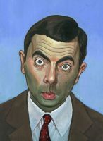 Mr.Bean by Habjan81