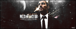 Pep Guardiola by mikeepm
