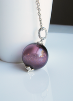 Sugar Plum Necklace by mrskupe