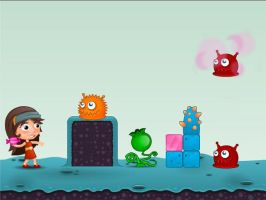 box2d game by AstIIL