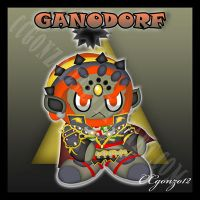 Ganodorf Chao by CCgonzo12