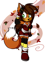 Autumn--Falls by glamourzombiexxx