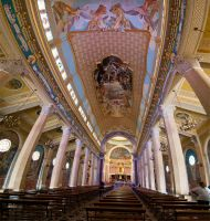 Overview Sanctuary of the black Madonna by WETkitchen