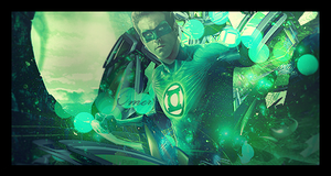 Green Lantern by CanNWill