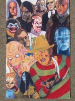 Kings of Horror by BoOgEyMaN43 by Horror-Forever