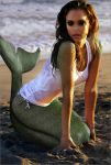 Jessica Alba Mermaid by Dader-tr