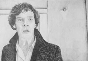 You always feel pain, Sherlock.... by clareiow