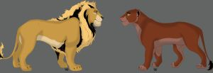 The Lion King: OC's by Winterfell-KP