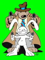 Sam and Max by JeremyWhittington