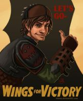 Wings for Victory by Alassa