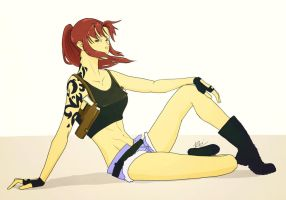 Revy by Raynated