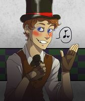 Toy Freddy WITH COMMENTARY by NEOmi-triX