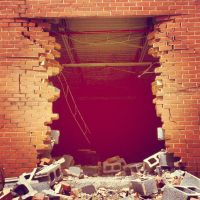 Hole in the Wall by SublimeBudd