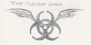 The Nuclear Wings Logo by X24R0C57
