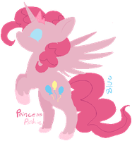 Princess Pinkie by Ninja-Linx