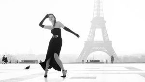 Ella Rose: Paris - La Tour Eiffel by JeremyHowitt