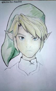 Legend of LINK by RechainYourMemories