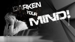 Darken your Mind! (Wallpaper) by Hardii