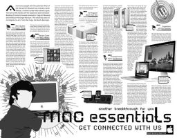 mac advertorial by tienTOON
