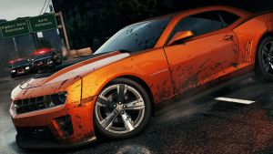 Chevrolet Camaro ZL1 Most Wanted 2012 by RyuMakkuro