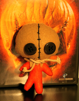 Sam from Trick R Treat by morphinetears36