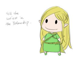 Legolas Greenleaf by eilian