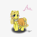 My Little Aerie by SilverRacoon