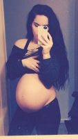 Beautiful Pregnant 153 by Onlineperson12