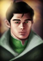 Legend of Korra: Bolin by ximena07