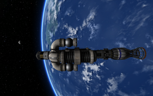 KSP Nine - Chapter II - Freighter #4 Ready by Shroomworks