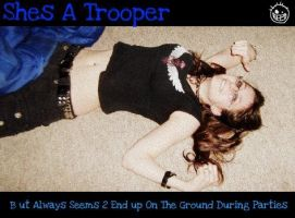 Trooper by WolvenNightmare666