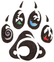 Element Pawprint by CaptainMorwen