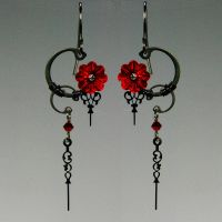 Athena II v2 Earrings- SOLD by YouniquelyChic