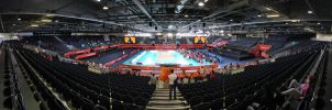 London 2012: ExCel Sitting Vollyball by BenBrotherton