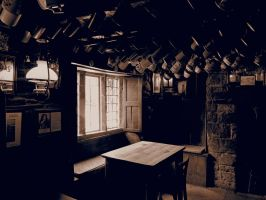 Falkland Arms - Great Tew by davepphotographer