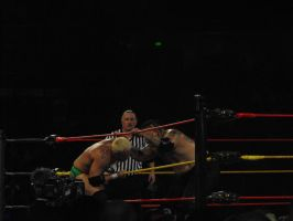 Umaga and Kennedy Do Battle by Shame-On-The-Night