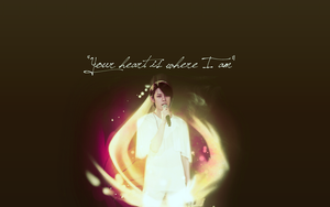 Your heart is where I am by sarangTEUKCHULHAE