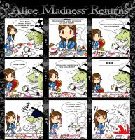 Alice madness 2 by kairimiao13