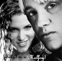 "But I'm A Malfoy ""Banner"" by alittlegrim"