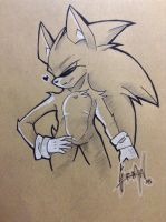 Sonic.exe by SonadowRoxmyWorld