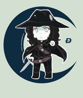 Vampire Hunter D by Seraphic-charm
