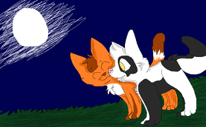 Foxleap And Toadstep by ask-gorsepaw