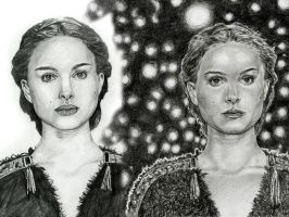 Natalie Portman-  Comparison by AngelinaBenedetti