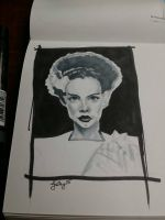 Bride of Frankenstein by JimmyChang83
