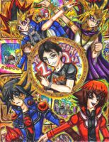 YuGiOh 10th Aniversary Contest by ManaDarkMagicianGirl