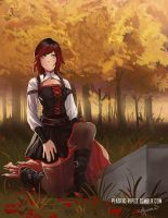 Ruby Rose by plastic-pipes
