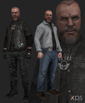 GTAIV - Billy Grey by thePWA