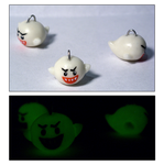Boo the Ghost Charm by tastee-tea